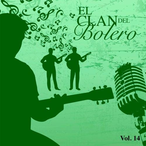 El Clan del Bolero (Vol. 14) by Various Artists