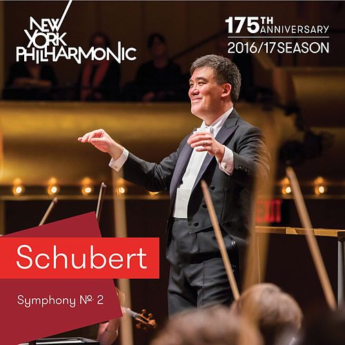 Schubert: Symphony No. 2 by New York Philharmonic