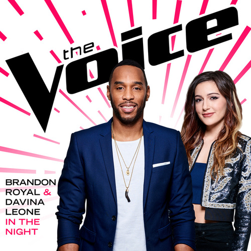 In The Night (The Voice Performance) by Davina Leone