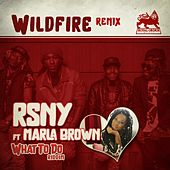 Wildfire (Remix) [feat. Marla Brown] by Rsny
