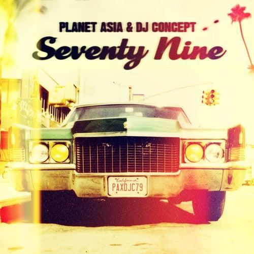 Seventy Nine by DJ Concept