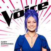 Happy (The Voice Performance) by Gaby Borromeo