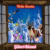 Hello Santa by Gilbert Becaud