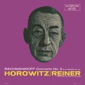 Rachmaninoff: Piano Concerto No. 3 by Vladimir Horowitz