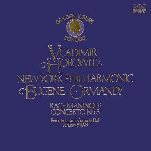 Vladimir Horowitz - Golden Jubilee Concert by Eugene Ormandy