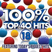 100% Top 40 Hits 18 by Various Artists