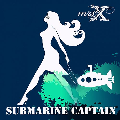Submarine Captain by Mrs X