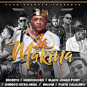 La Makina (feat. Musicologo, Black Jonas Point, Quimico Ultra Mega, Bulova & Poeta Callejero) by Secreto