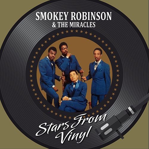 Stars from Vinyl von The Miracles