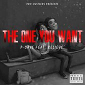 The One You Want by Pro Hustlers Music Group