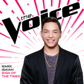 Sign Of The Times (The Voice Performance) by Mark Isaiah