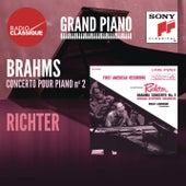 Brahms: Concerto 2 - Richter by Sviatoslav Richter