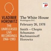Vladimir Horowitz in Recital at the White House, Washington D.C., February 26, 1978 by Vladimir Horowitz