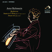 Beethoven: Piano Sonata No. 23 in F Minor, Op. 57