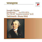 Haydn: Symphonies Nos. 50, 64 & 65 by Various Artists