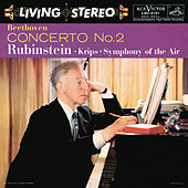 Beethoven: Piano Concerto No. 2 in B-Flat Major, Op. 19 by Arthur Rubinstein