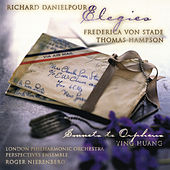 Frederica von Stade, Thomas Hampson and Ying Huang Sing Danielpour by Various Artists