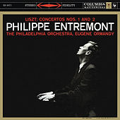 Liszt: Piano Concerto No. 1 in E-Flat Major, S. 124, R. 458 & Piano Concerto No. 2 in A Major, S. 120, R. 456 by Philippe Entremont