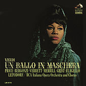 Verdi: Un ballo in maschera (Remastered) by Erich Leinsdorf
