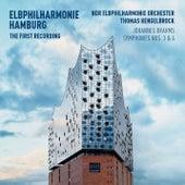 Elbphilharmonie First Recording - Brahms: Symphonies Nos. 3 & 4 by Thomas Hengelbrock