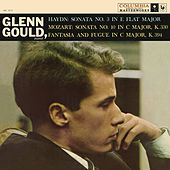 Haydn: Piano Sonata in E-Flat Major, Hob. XVI: 49 - Mozart: Piano Sonata No. 10 in C Major, K. 330 - Gould Remastered by Glenn Gould