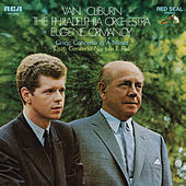Grieg: Piano Concerto in A Minor, Op. 16 - Liszt: Piano Concerto No. 1 in E-Flat Major, S. 124 by Van Cliburn
