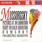 Mussorgsky: Pictures At An Exhibition/Night On Bald Mountain by Various Artists