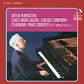 Schumann: Piano Concerto in A Minor, Op. 54 & Novelettes Op. 21 by Arthur Rubinstein