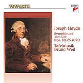 Haydn: Sypmphonies Nos. 88, 89 & 90 by Tafelmusik