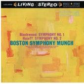 Blackwood: Symphony No. 1 & Haieff: Symphony No. 2 by Charles Munch