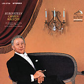 Chopin: Waltzes by Arthur Rubinstein