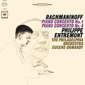 Rachmaninoff: Concerto No. 1 in F-Sharp Minor for Piano and Orchestra, Op. 1 & Concerto No. 4 in G Minor for Piano and Orchestra, Op. 40 von Philadelphia Orchestra