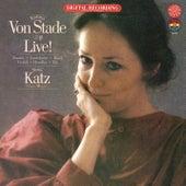 Frederica von Stade - Live! by Frederica Von Stade