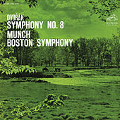 Dvorák: Symphony No. 8 by Charles Munch