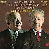 Chopin: Piano Concerto No. 2 in F Minor, Op. 21 & Fantasy on Polish Airs in A Major, Op. 13 by Arthur Rubinstein