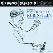Brahms: Piano Concerto No. 2 in B-Flat Major, Op. 83 by Arthur Rubinstein