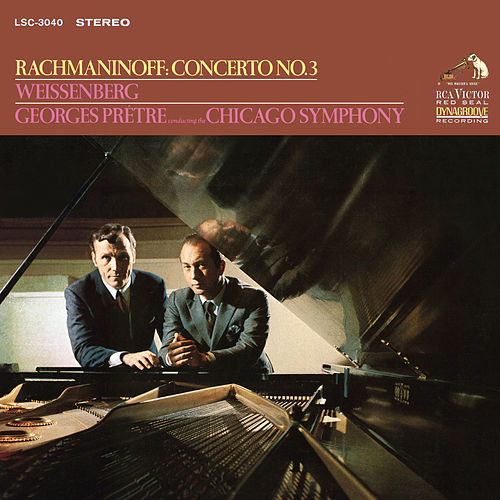 Rachmaninoff: Piano Concerto No. 3 in D Minor, Op. 30 by Alexis Weissenberg