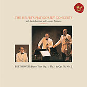 The Piano Trio Collection - Beethoven: Trio No. 1 in E-Flat Major, Op. 1 & Trio No. 2 in E-Flat Major, Op. 70 -  Heifetz Remastered by Gregor Piatigorsky