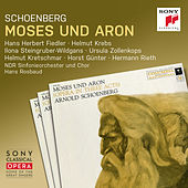 Schoenberg: Moses und Aron by Hans Rosbaud