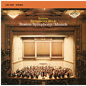 Brahms: Symphony No. 4 in E Minor, Op. 98 by Charles Munch