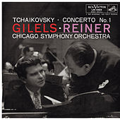 Tchaikovsky: Piano Concerto No. 1 in B-Flat Minor, Op. 23 by Emil Gilels