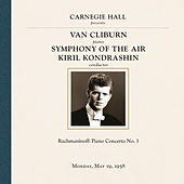 Van Cliburn at Carnegie Hall, New York City, May 19, 1958 by Van Cliburn