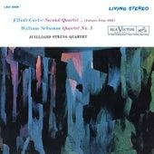 Carter: String Quartet No. 2 - Schuman: String Quartet No. 3 by Various Artists