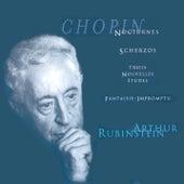 Rubinstein Collection, Vol. 26: Chopin: 19 Nocturnes; 4 Scherzos; 3 Etudes, Op. posth., Fantaisie-Impromptu by Arthur Rubinstein