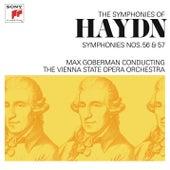 Haydn: Symphonies Nos. 56 & 57 by Max Goberman