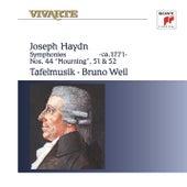 Haydn: Symponies Nos. 44, 51 & 52 by Tafelmusik