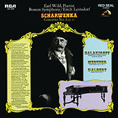 Scharwenka: Piano Concerto No. 1, Op. 32 - Balakirev: Réminiscences de l'opéra - Medtner: Improvisation, Op. 31 - d'Albert: Scherzo, Op. 16 by Earl Wild