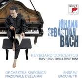 Bach: Piano Concertos by Andrea Bacchetti