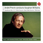 André Previn Conducts Vaughan Williams Symphonies 1-9, Concerto and More by Various Artists