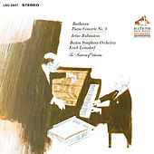 Beethoven: Piano Concerto No. 3 in C Minor, Op. 37 by Arthur Rubinstein